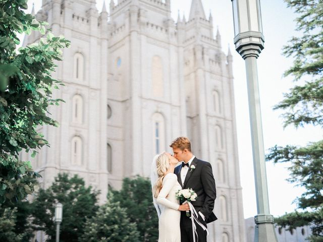Josh and Emily's Wedding in Salt Lake City, Utah 2