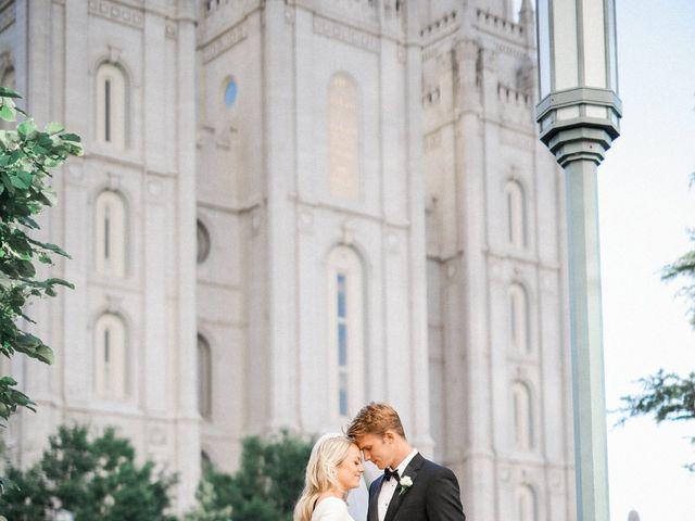 Josh and Emily's Wedding in Salt Lake City, Utah 8