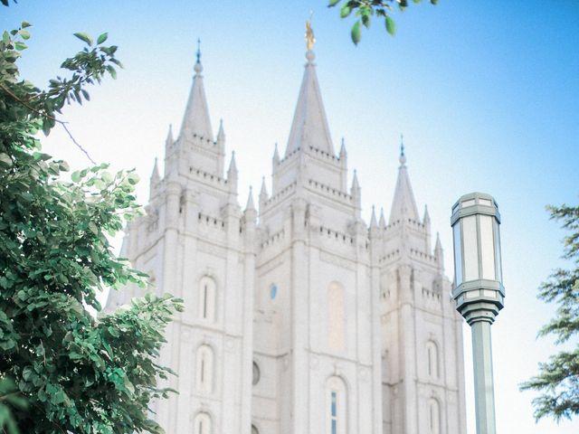 Josh and Emily's Wedding in Salt Lake City, Utah 9