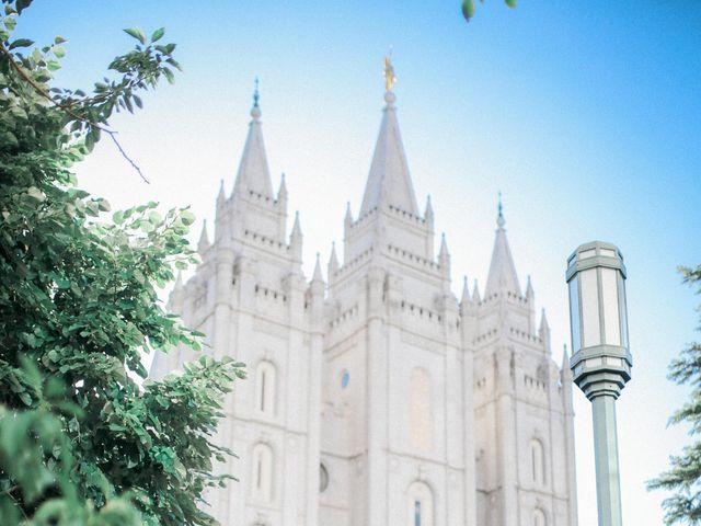 Josh and Emily's Wedding in Salt Lake City, Utah 10