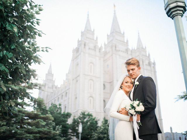 Josh and Emily's Wedding in Salt Lake City, Utah 11
