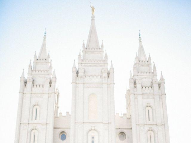 Josh and Emily's Wedding in Salt Lake City, Utah 12