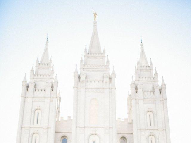 Josh and Emily's Wedding in Salt Lake City, Utah 13
