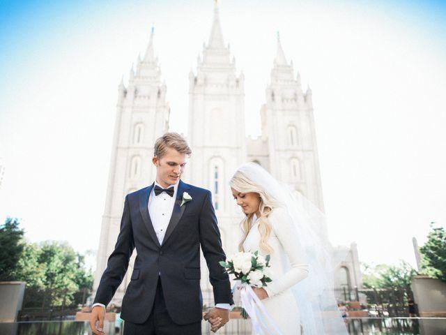 Josh and Emily's Wedding in Salt Lake City, Utah 15