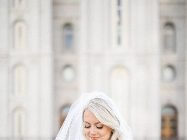 Josh and Emily's Wedding in Salt Lake City, Utah 19