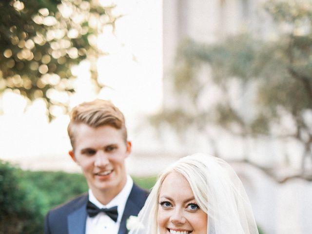 Josh and Emily's Wedding in Salt Lake City, Utah 32
