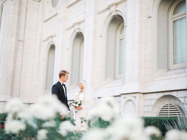 Josh and Emily's Wedding in Salt Lake City, Utah 45