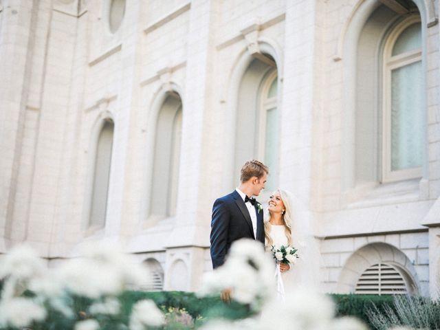Josh and Emily's Wedding in Salt Lake City, Utah 46