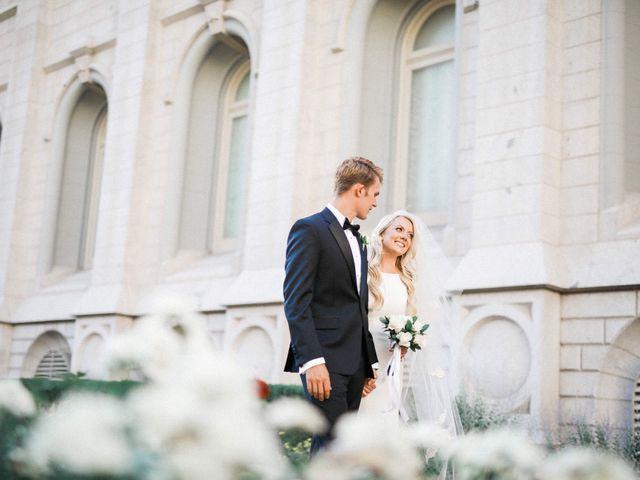 Josh and Emily's Wedding in Salt Lake City, Utah 47