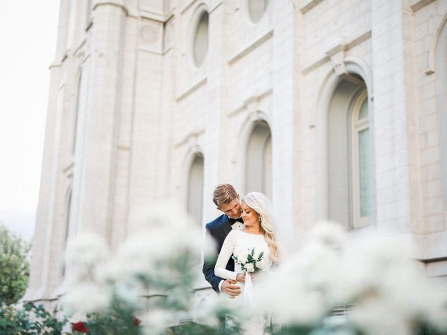 Josh and Emily's Wedding in Salt Lake City, Utah 48