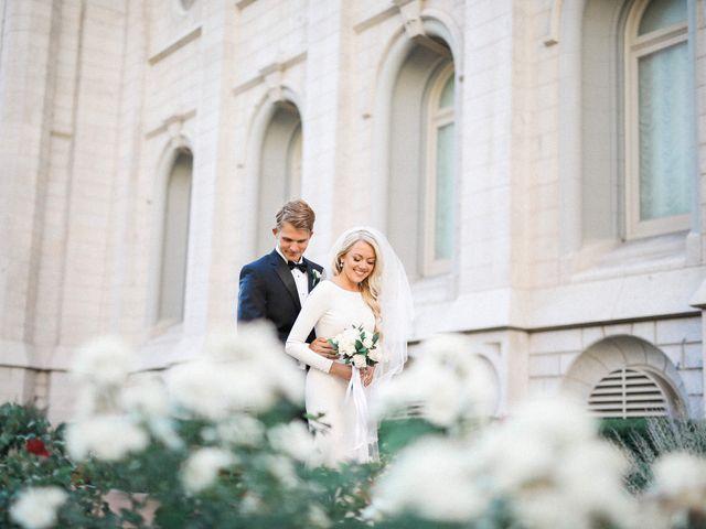 Josh and Emily's Wedding in Salt Lake City, Utah 52