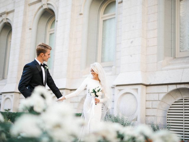Josh and Emily's Wedding in Salt Lake City, Utah 53