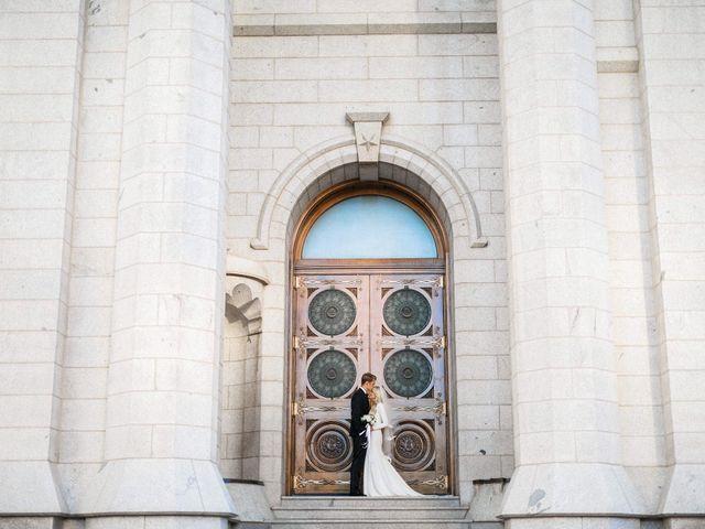 Josh and Emily's Wedding in Salt Lake City, Utah 56