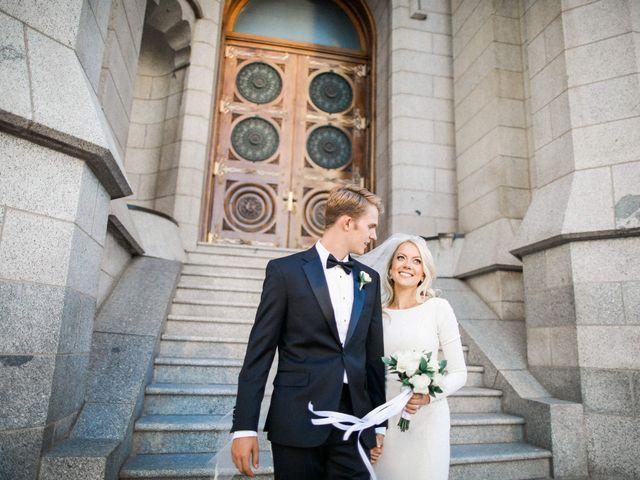 Josh and Emily's Wedding in Salt Lake City, Utah 63