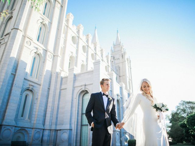 Josh and Emily's Wedding in Salt Lake City, Utah 66