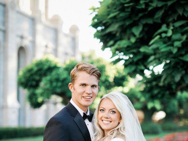 Josh and Emily's Wedding in Salt Lake City, Utah 69