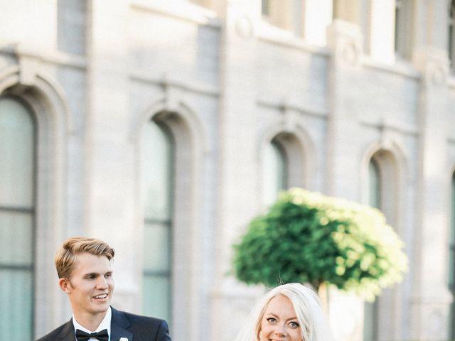Josh and Emily's Wedding in Salt Lake City, Utah 73