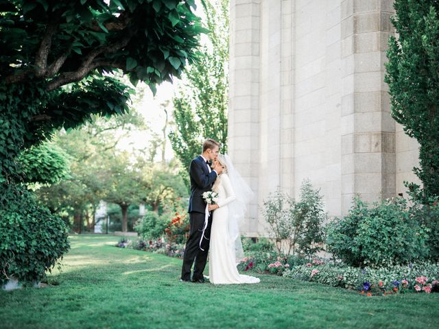 Josh and Emily's Wedding in Salt Lake City, Utah 80