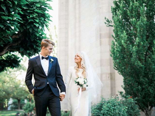 Josh and Emily's Wedding in Salt Lake City, Utah 81