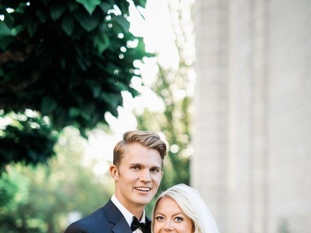 Josh and Emily's Wedding in Salt Lake City, Utah 82