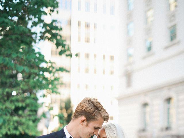 Josh and Emily's Wedding in Salt Lake City, Utah 91