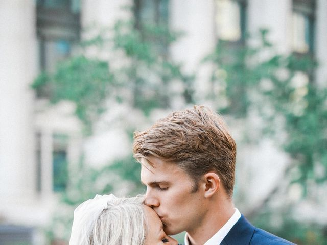 Josh and Emily's Wedding in Salt Lake City, Utah 95