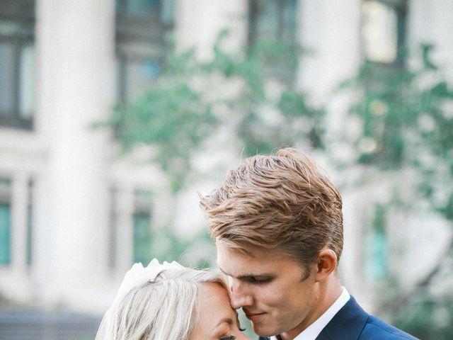 Josh and Emily's Wedding in Salt Lake City, Utah 97