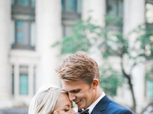 Josh and Emily's Wedding in Salt Lake City, Utah 98