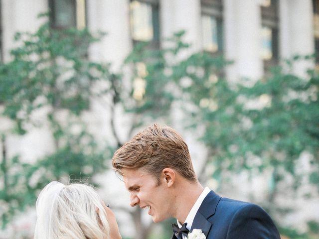 Josh and Emily's Wedding in Salt Lake City, Utah 100
