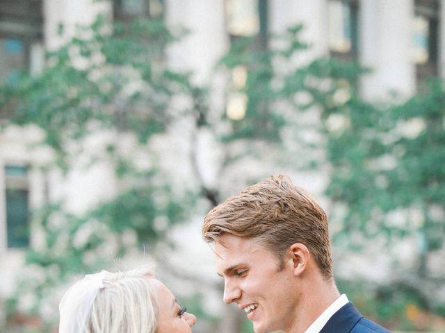 Josh and Emily's Wedding in Salt Lake City, Utah 101