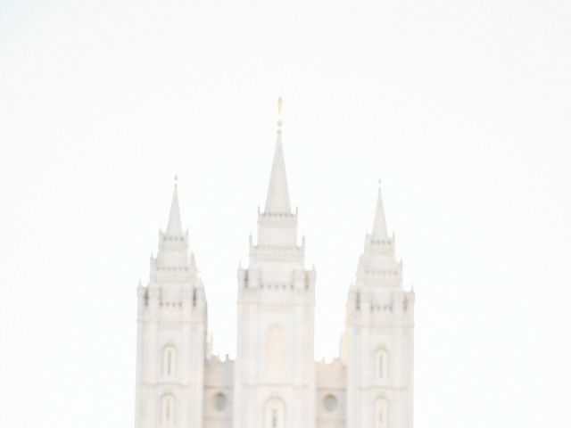 Josh and Emily's Wedding in Salt Lake City, Utah 107