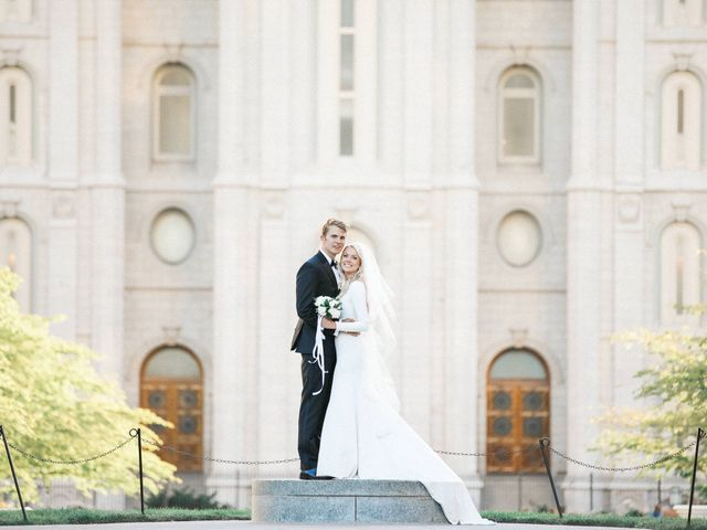 Josh and Emily's Wedding in Salt Lake City, Utah 110