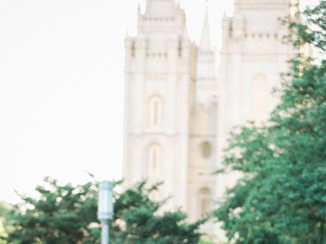 Josh and Emily's Wedding in Salt Lake City, Utah 124