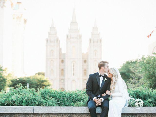 Josh and Emily's Wedding in Salt Lake City, Utah 126