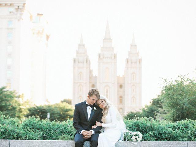 Josh and Emily's Wedding in Salt Lake City, Utah 132
