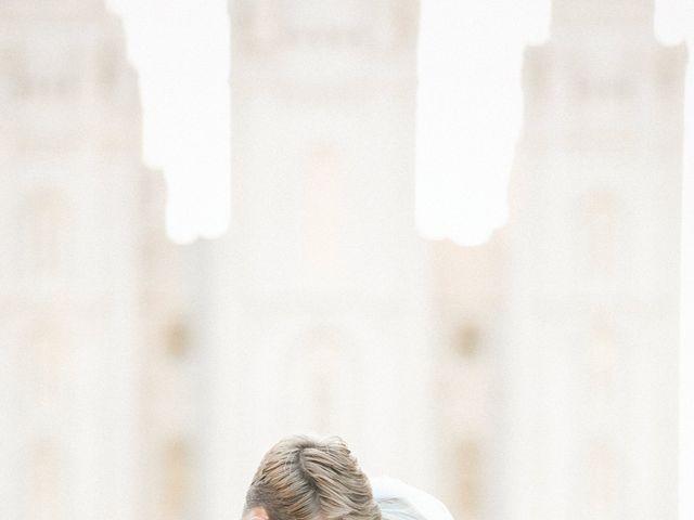 Josh and Emily's Wedding in Salt Lake City, Utah 134