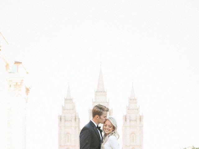 Josh and Emily's Wedding in Salt Lake City, Utah 135