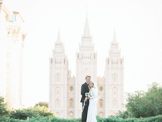 Josh and Emily's Wedding in Salt Lake City, Utah 139