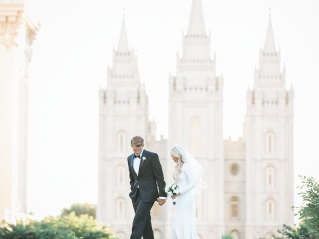 Josh and Emily's Wedding in Salt Lake City, Utah 140