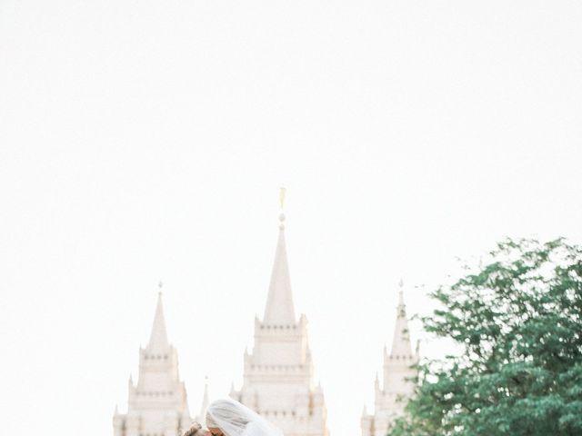 Josh and Emily's Wedding in Salt Lake City, Utah 142