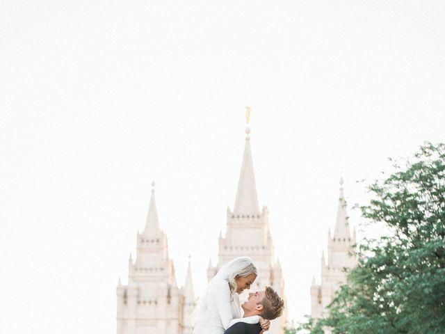 Josh and Emily's Wedding in Salt Lake City, Utah 144