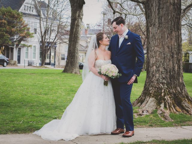 The wedding of Jayme and Tyler