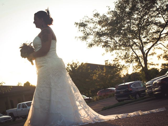 Jeremiah and Heather's Wedding in Sioux Falls, South Dakota 8