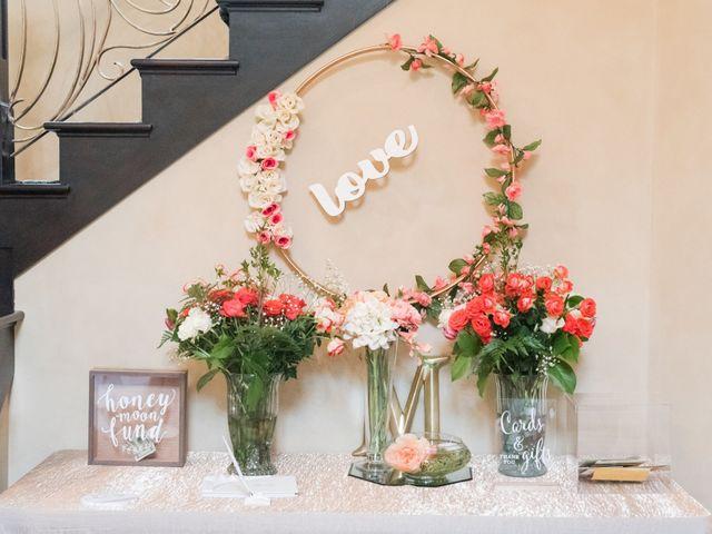 Malcolm and Tenesha's Wedding in Fishers, Indiana 10