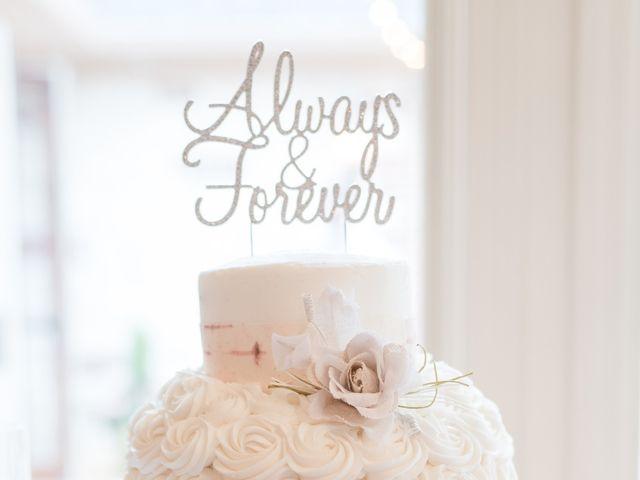 Malcolm and Tenesha's Wedding in Fishers, Indiana 12