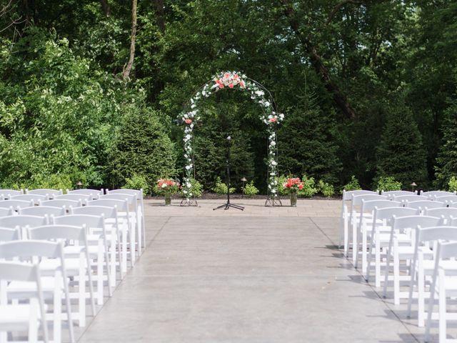Malcolm and Tenesha's Wedding in Fishers, Indiana 14