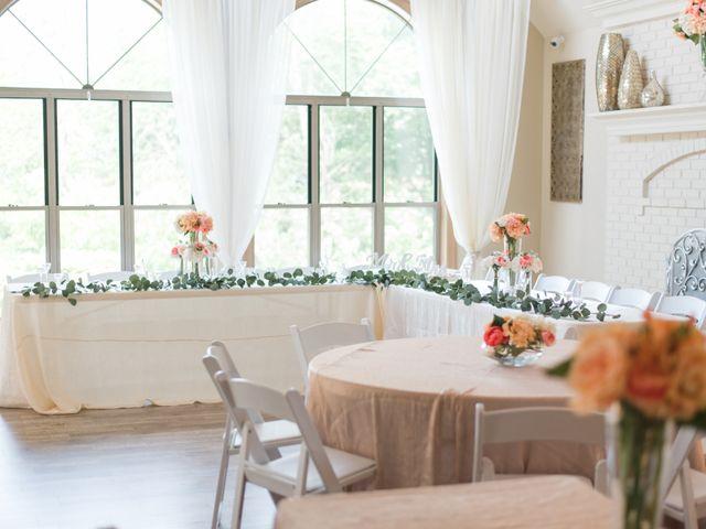 Malcolm and Tenesha's Wedding in Fishers, Indiana 16