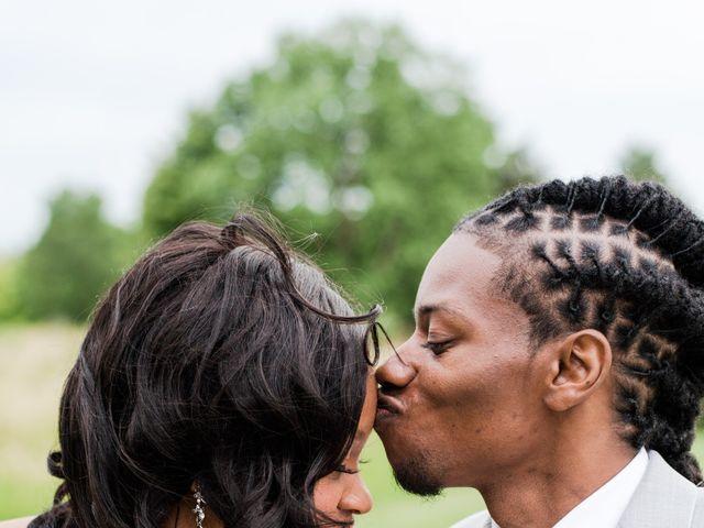 Malcolm and Tenesha's Wedding in Fishers, Indiana 23
