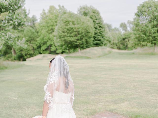 Malcolm and Tenesha's Wedding in Fishers, Indiana 27