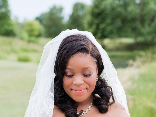 Malcolm and Tenesha's Wedding in Fishers, Indiana 30